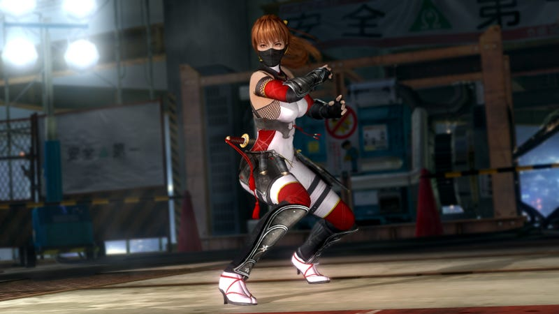 Illustration for article titled Welp, Dead or Alive 5 on PC Has Nudity Mods