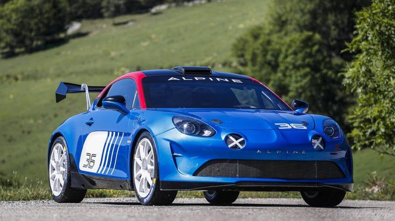 All image credits: Renault