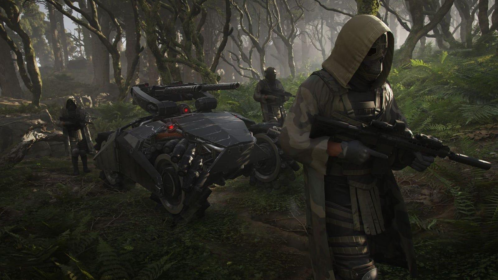The Week In Games: Beware Of Ghosts
