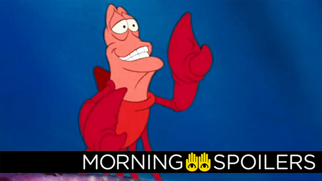Disney s Live-Action Little Mermaid May Have Found Its Sebastian
