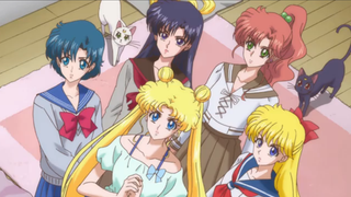 Illustration for article titled The mother of all Plot dumps comes to Sailor Moon Crystal