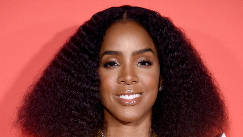 Kelly Rowland attends Paramount Pictures' 'What Men Want' Premiere on January 28, 2019 in Westwood, California.