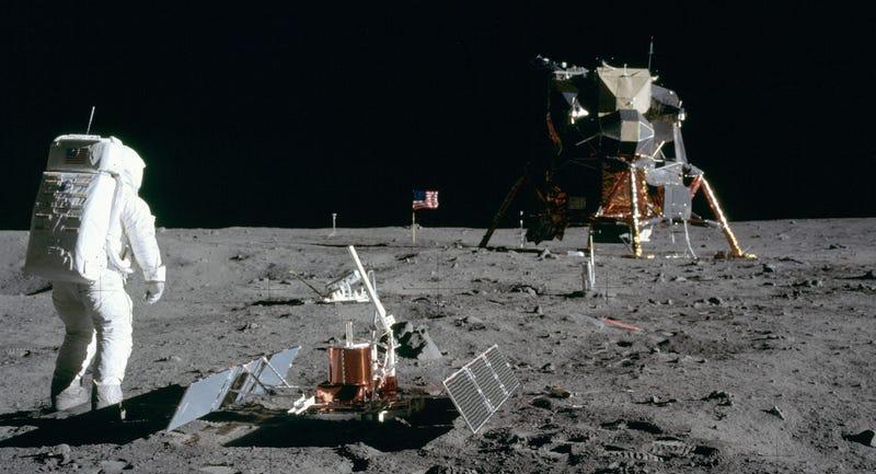 Illustration for article titled 10 curiosidades sobre la Misión Apolo 11 que tal vez desconocías