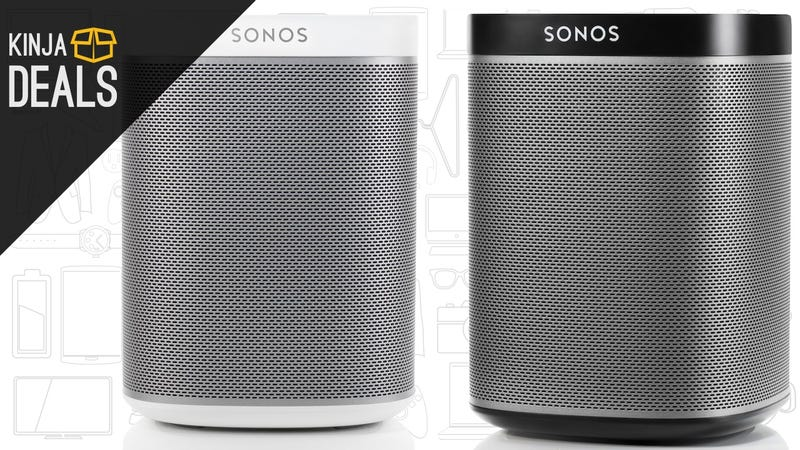 Illustration for article titled Save Nearly $40 On a Sonos Play:1 Wireless Speaker