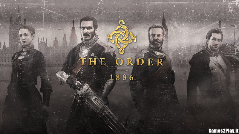 Illustration for article titled Order 1886: live (and die) in a movie...