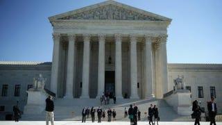 The U.S. Supreme Court building, Washington, D.C., Oct. 6, 2014Alex Wong