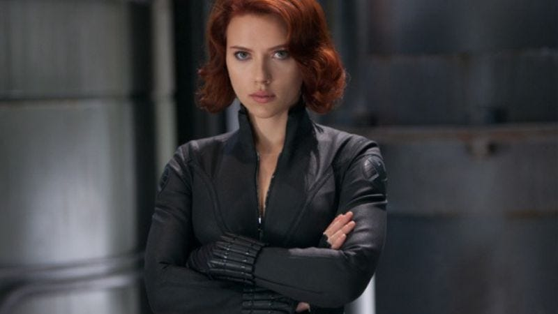 Illustration for article titled Scarlett Johansson will be in the Captain America sequel, possibly alongside Alison Brie