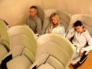 "Illustration for article titled Delta ""Cozy Suite"" Seats Make Economy Class Semi-Tolerable"
