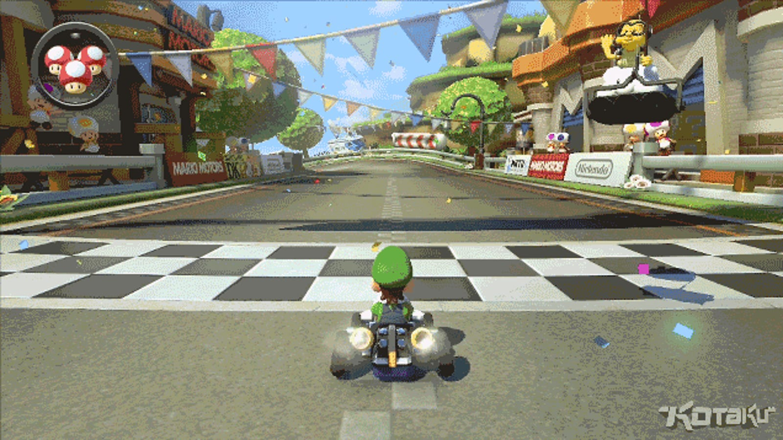 dbccc9112 How To Get A Perfect Starting Boost In Mario Kart 8