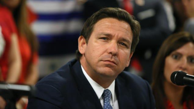 Florida Judge Says Ron DeSantis Can t Ban School Mask Mandates