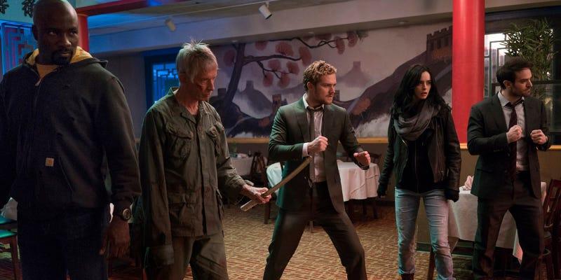 VENEZUELA: Netflix presenta Marvel's The Defenders en la Comic Con