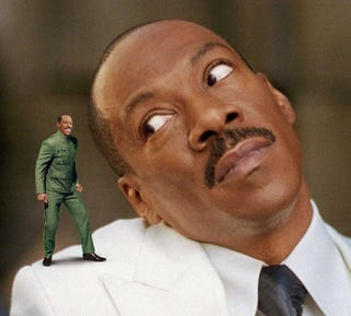 Illustration for article titled Does Anybody Want To See Eddie Murphy's Little Man?
