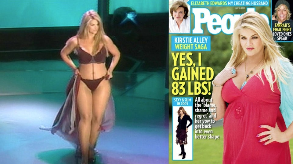 Celebrity Spokeswomen & the $40 Billion Weight-Loss Industry