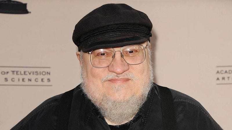 Illustration for article titled George R. R. Martin Kills Off Whole Family