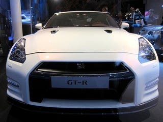 Illustration for article titled 2012 Nissan GT-R To Top 500 HP?