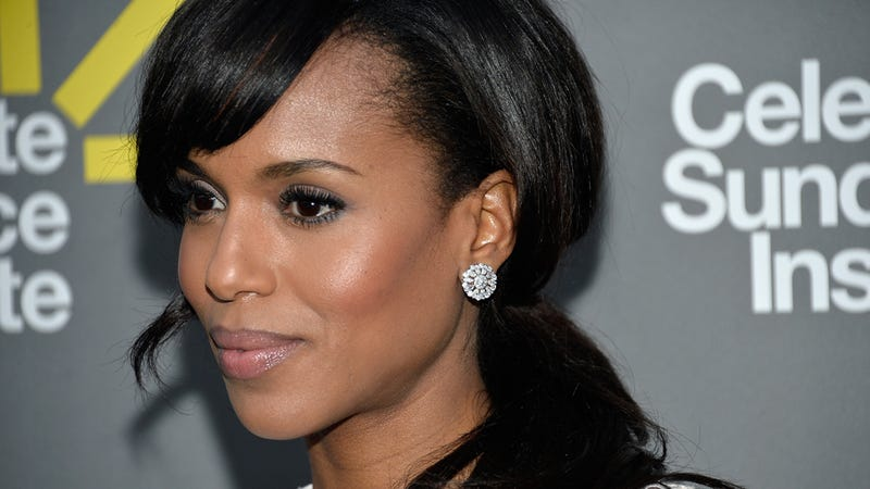 Illustration for article titled Kerry Washington Gets Her Emmy Nomination, and It's a Pretty Big Deal