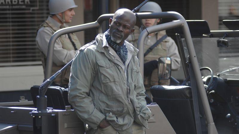 Djimon Hounsou (Credit: Sergei Bachlakov/Fox)