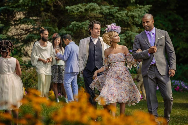 American Gods' Fantastic First Season Ends With Shock and Awe