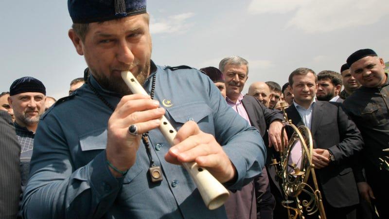 Ramzan Kadyrov in 2012. Photo: AP