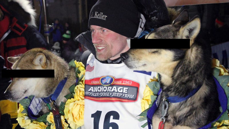 Iditarod committee says Dallas Seavey's sled dogs failed drug test