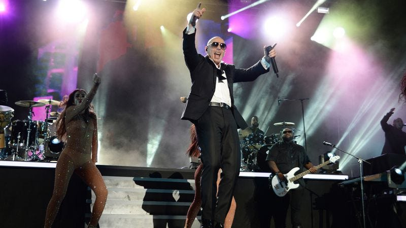 Pitbull (Photo: Fox)