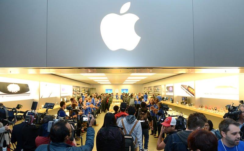 Illustration for article titled Apple presenta resultados: arrasa el iPhone, sigue cayendo el iPad