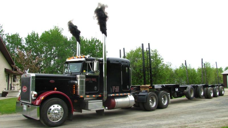 Ako sa radí v kamióne s 18-stupňovou prevodovkou?