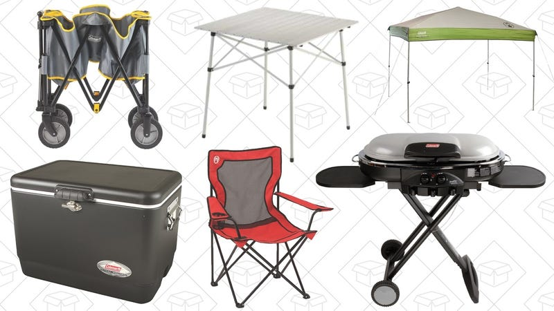 Coleman Tailgating Sale