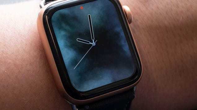 Save $99 On a Refurbished Apple Watch Series 4