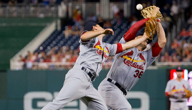The Cardinals Lost Their 24th Game
