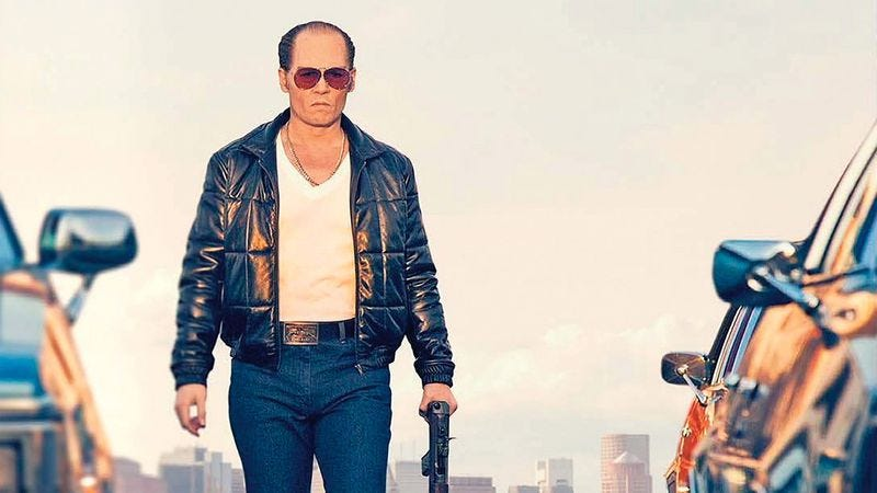 Illustration for article titled Chicago, see Johnny Depp in Black Mass early and for free