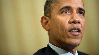 President Barack ObamaBRENDAN SMIALOWSKI/AFP/GettyImages