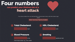 Illustration for article titled Know the Four Metrics That Determine Your Risk of a Heart Attack