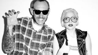 Illustration for article titled Lady Gaga Loves Terry Richardson Because He Finds Beauty In Urine