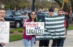 Illustration for article titled Motherhood and Marijuana Legalization
