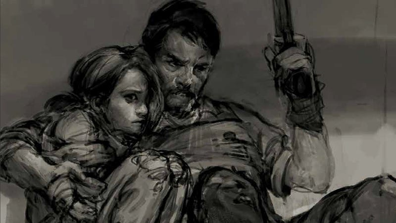 Illustration for article titled Lordy, The Last of Us Art Book Is Scary Beautiful