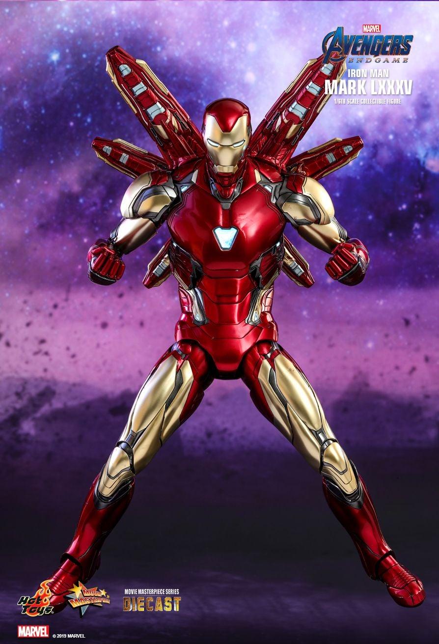 Es Man Armadura La Avengers Iron Nueva EndgameAsí De jR45AL