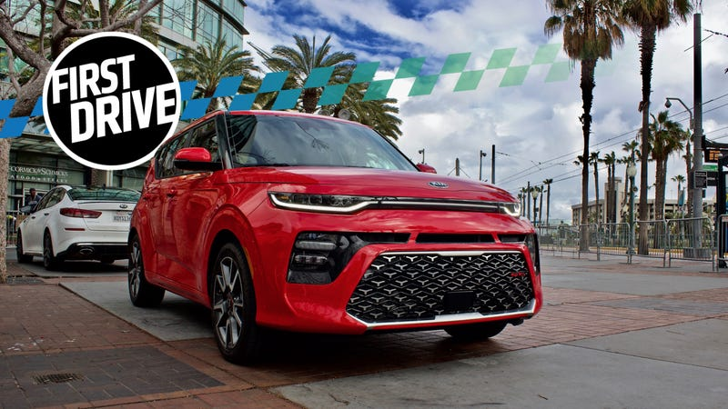 The 2020 Kia Soul Is Fancier Than Ever But Still Feels Like An