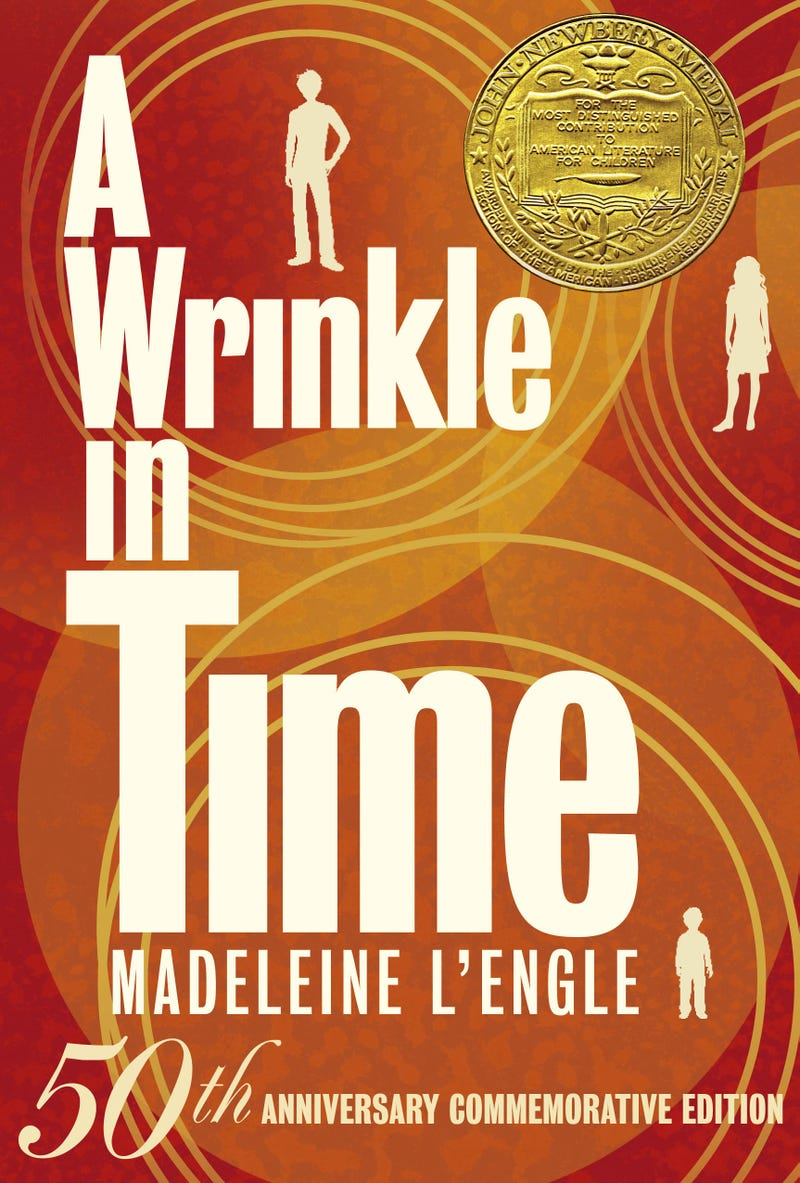 Illustration for article titled Win a copy of the 50th Anniversary Edition of A Wrinkle In Time (and an iPad 2)!