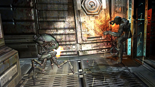 I Love The Little Robots In Doom 3
