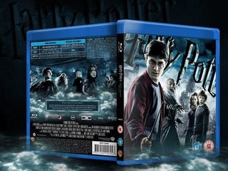 Illustration for article titled Harry Potter and the Half-Blood Prince Q&A Blu-ray Liveblog Saturday
