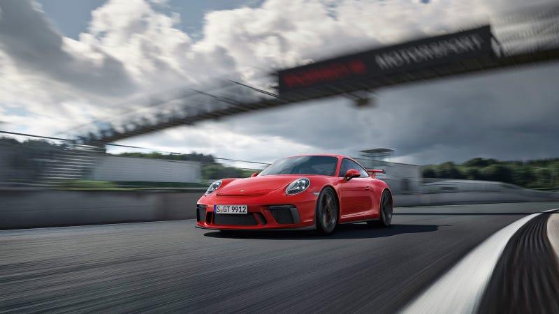 Photo: Porsche
