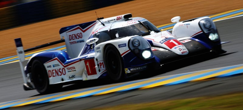 Illustration for article titled Toyota's Le Mans Prototype Will Go Turbo For 2016