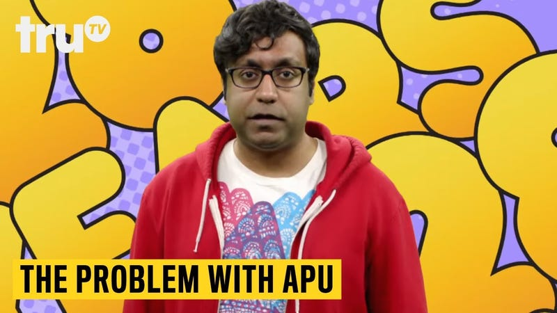 The SimpsonsDoesn't Care That Apu's Portrayal Is Racist
