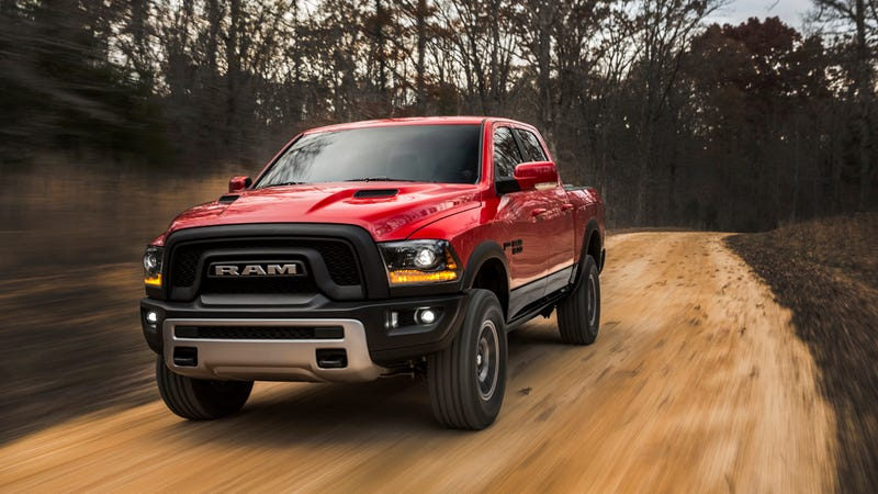 No, The Ram Rebel Is Not A Raptor-Fighter