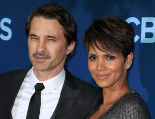 Halle Berry and her soon-to-be-ex-husband, Olivier Martinez Frederick M. Brown/Getty Images