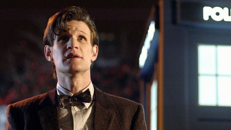 Illustration for article titled Matt Smith is leaving Doctor Who this Christmas