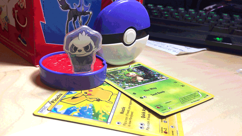 Illustration for article titled Here's What Comes Inside Pokemon X & Y Happy Meals