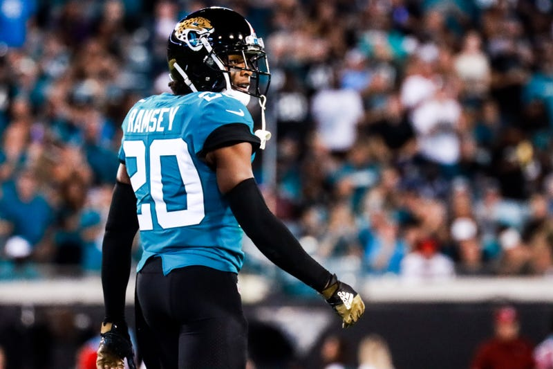 Illustration for article titled Jalen Ramsey's Beef Isn't With Doug Marrone, It's With Tom Coughlin