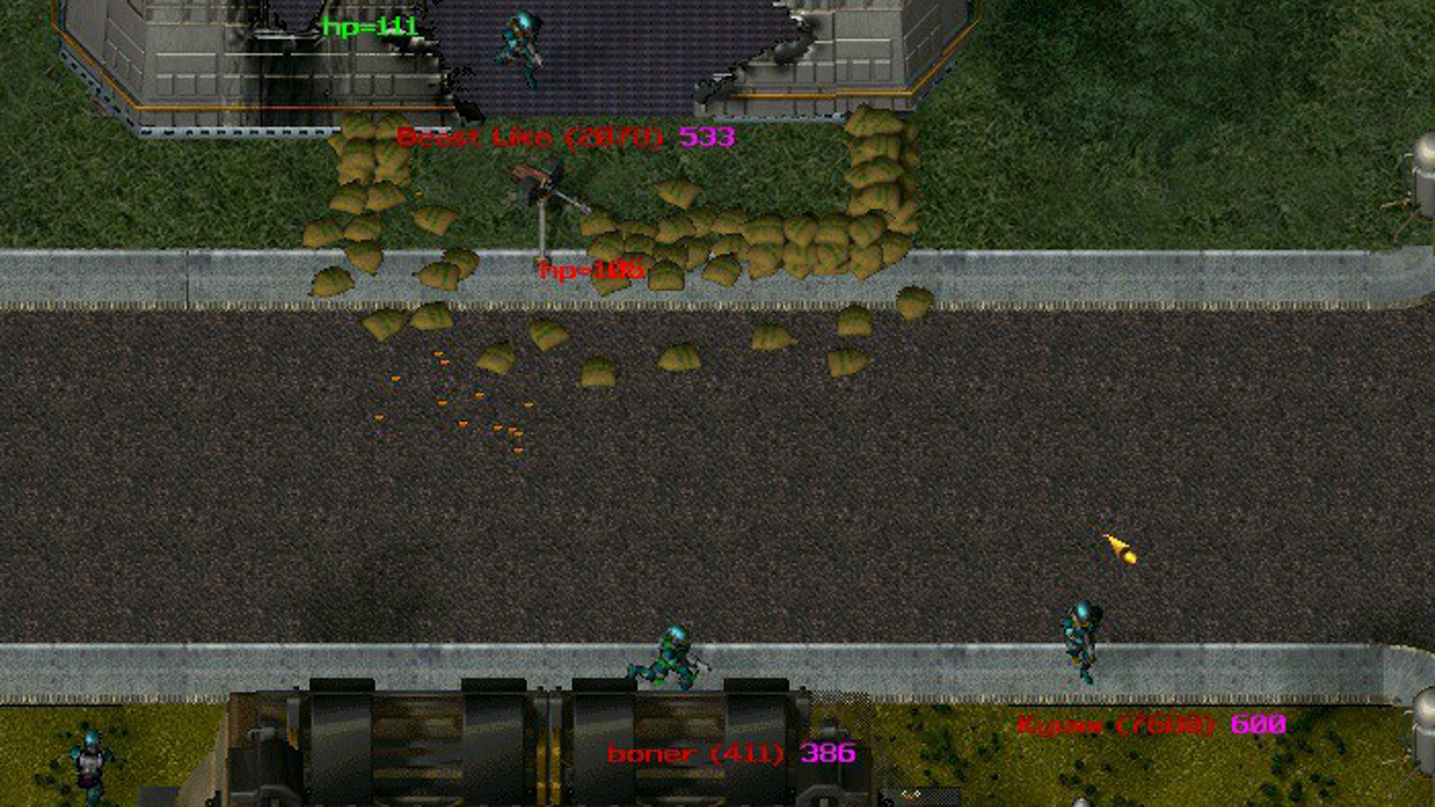 How Fans Revived 'Infantry' a 20-Year-Old 2D MMO